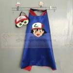 Ash cape with mask