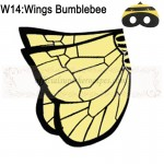 Bumblebee Wing with mask