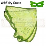 Fairy Green Wing with mask