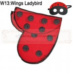 Ladybird Wing with mask