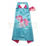Pinkie Pie cape with mask