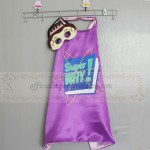 Princess Pea cape with mask