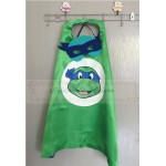 TMNT Blue cape with mask