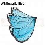 Butterfly Blue Wing