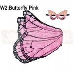 Butterfly Pink Wing with mask