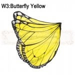 Butterfly Yellow Wing