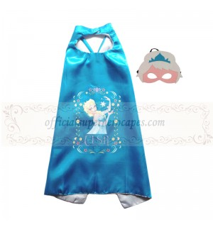 Princess cape with mask