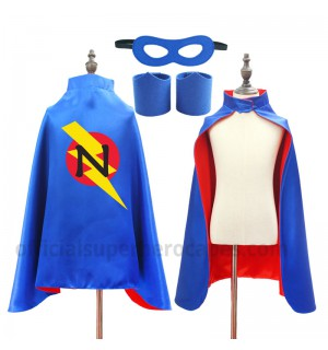 Personalized Superhero Capes - L01-CL41-YZ05