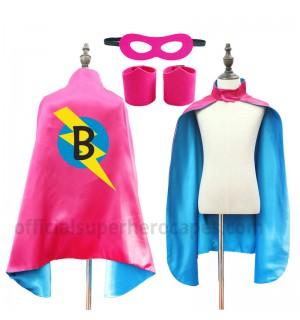 Personalized Superhero Capes - L04-CL41-YZ05
