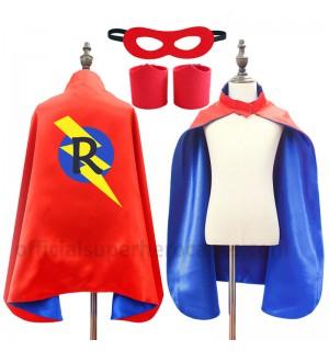 Personalized Superhero Capes - L07-CL41-YZ05