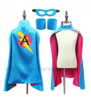 Personalized Superhero Capes - L08-CL41-YZ05