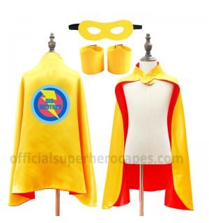 Personalized Superhero Capes - L11-CL41-YZ05