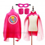 Personalized Superhero Capes - L12-CL41-YZ05