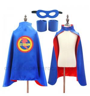 Personalized Superhero Capes - L14-CL41-YZ05