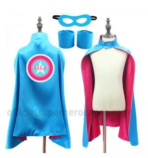 Personalized Superhero Capes - L16-CL41-YZ05