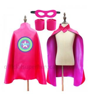 Personalized Superhero Capes - L17-CL41-YZ05