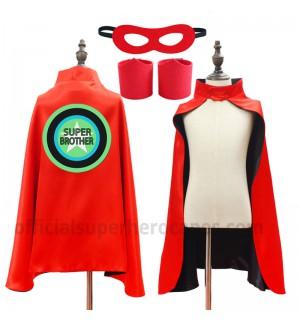 Personalized Superhero Capes - L18-CL41-YZ05