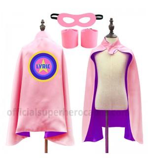Personalized Superhero Capes - L19-CL41-YZ05