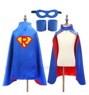 Personalized Superhero Capes - L21-CL41-YZ05