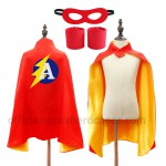Personalized Superhero Capes - L35-CL41-YZ05
