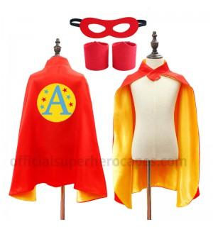Personalized Superhero Capes - L52-CL41-YZ05