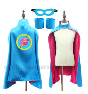 Personalized Superhero Capes - L64-CL41-YZ05