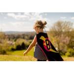 Childs Personalized Superhero Cape - 13 choices - Superhero Party