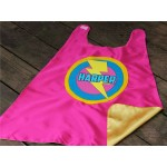 NEW Colors - Girls Personalized Superhero Cape with full name - Supergirl - Superhero party - Customized girls birthday present