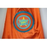 Adult Super Hero Cape - Customized and Personalized Grandma or Grandpa SUPERHERO Cape - Ships Fast - Capes for Men and Women