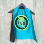 Childs Full Name SUPERHERO CAPE - PERSONALIZED Cape - Superhero Party - Hero gift - Ships fast - Easter Ready