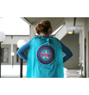 Customized and Personalized ADULT SUPERHERO Cape - Adult Super Hero Cape - Ships Fast - Perfect Super Hero Capes for Men and Women
