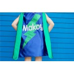 FAST SHIP KIDS Personalized Sparkle Superhero Cape with full name - High quality sparkle design - kids halloween custume - superhero party